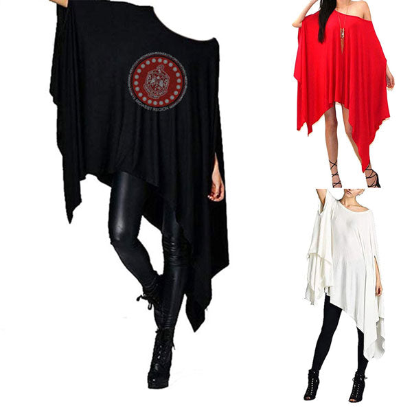 DST Region Bling Tunic/Poncho Top - UTOPIA CREATIONS | Accessories & Gifts