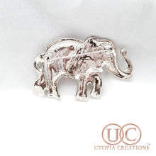 Elephant Brooch Pendant - UTOPIA CREATIONS | Accessories & Gifts