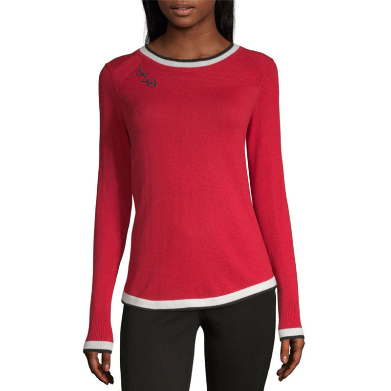 DST Womens Long Sleeve Pullover Sweater - UTOPIA CREATIONS | Accessories & Gifts