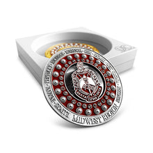 DST Midwest Region Signature Brooch c.2020 - UTOPIA CREATIONS | Accessories & Gifts
