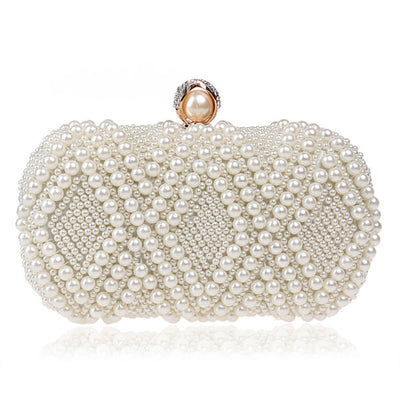 Pearl Clutch - UTOPIA CREATIONS | Accessories & Gifts