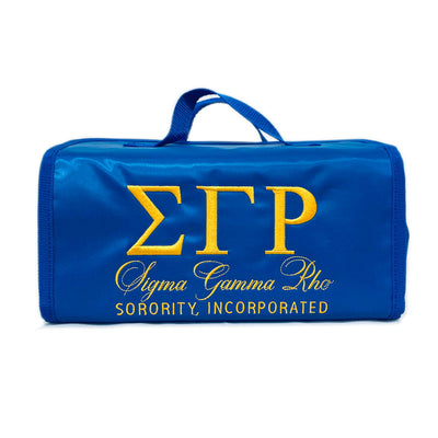 Sigma Gamma Rho Toiletry/Makeup Bag by Utopia Creations