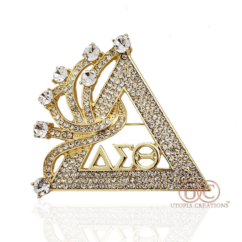 2019 DST Convention Brooch (Gold)