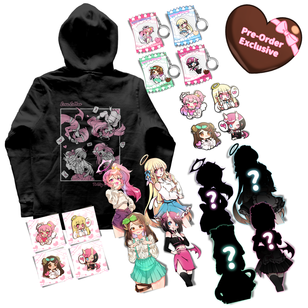 Sweethearts VOL. 1 Everything Bundle