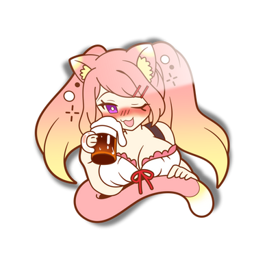 IPA-chan Mini Sticker