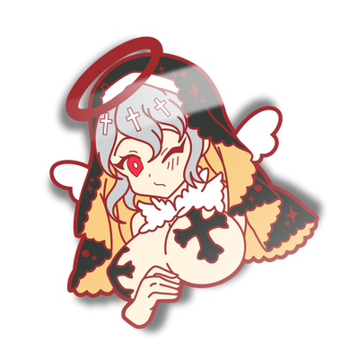 Melon-chan Mini Sticker