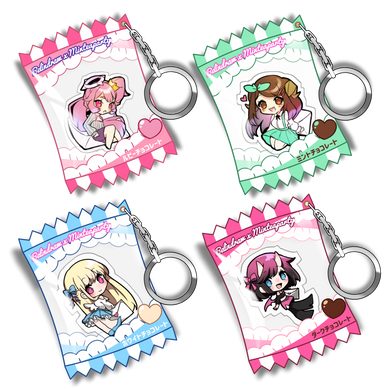 Sweethearts VOL. 1 Candy Charms