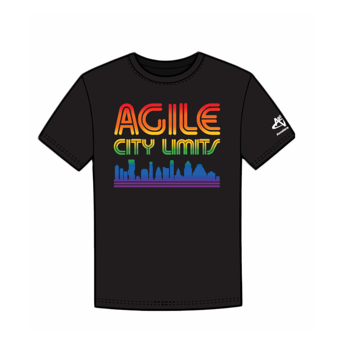 Agile City Limits Agile T-Shirt