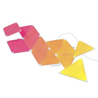 Nanoleaf Shapes Triangles Starter Kit 15 LED Panela