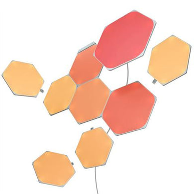 Nanoleaf Shapes Hexagons Starter Kit 9 LED Panela