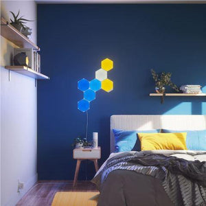 Nanoleaf Shapes Hexagons Starter Kit Mini 5 LED Panela