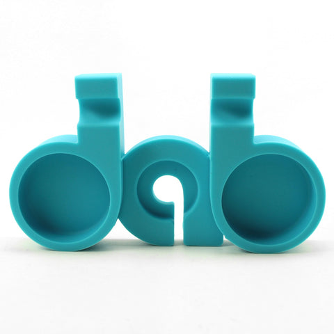 NoGoo Silicone Dab Station - Blue | Dab Tool For Sale | Free Shipping
