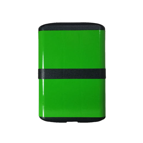 Mile High Hitter LIME | Glass Pack | GREEN