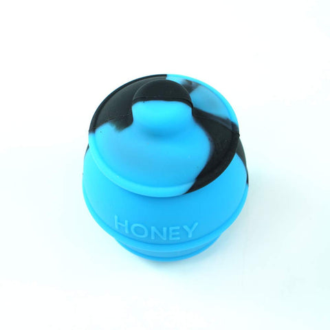 Silicone Honey Pot Wax Container Heat Resistant Tool | Free Shipping