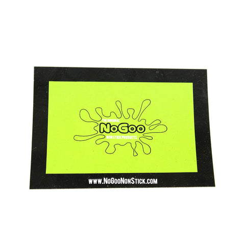 NoGoo SM Mat w/Logo | Silicone Dab Mats For Sale | Free Shipping