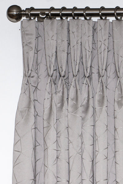 Atlas Slate Curtains