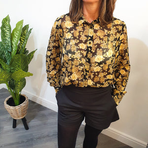 The Lena Blouse