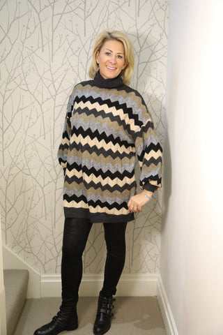 Missoni jumper dress