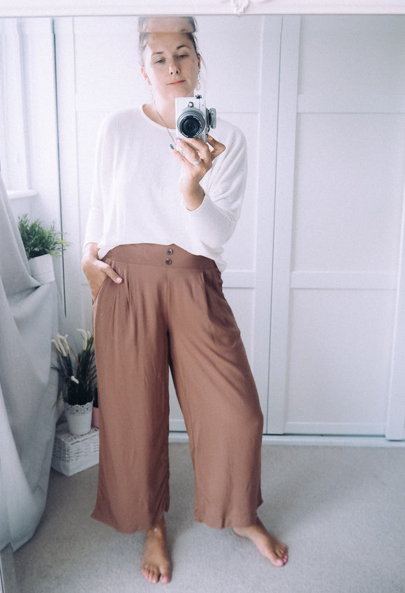 The Birgitta Crop pants