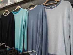 Cashmere mix jumper