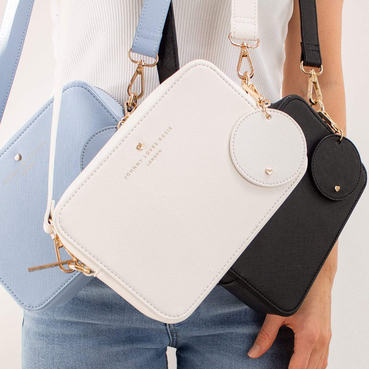 The Carrie cross body bag
