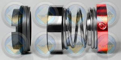 clamp ring driven mechanical seal totally