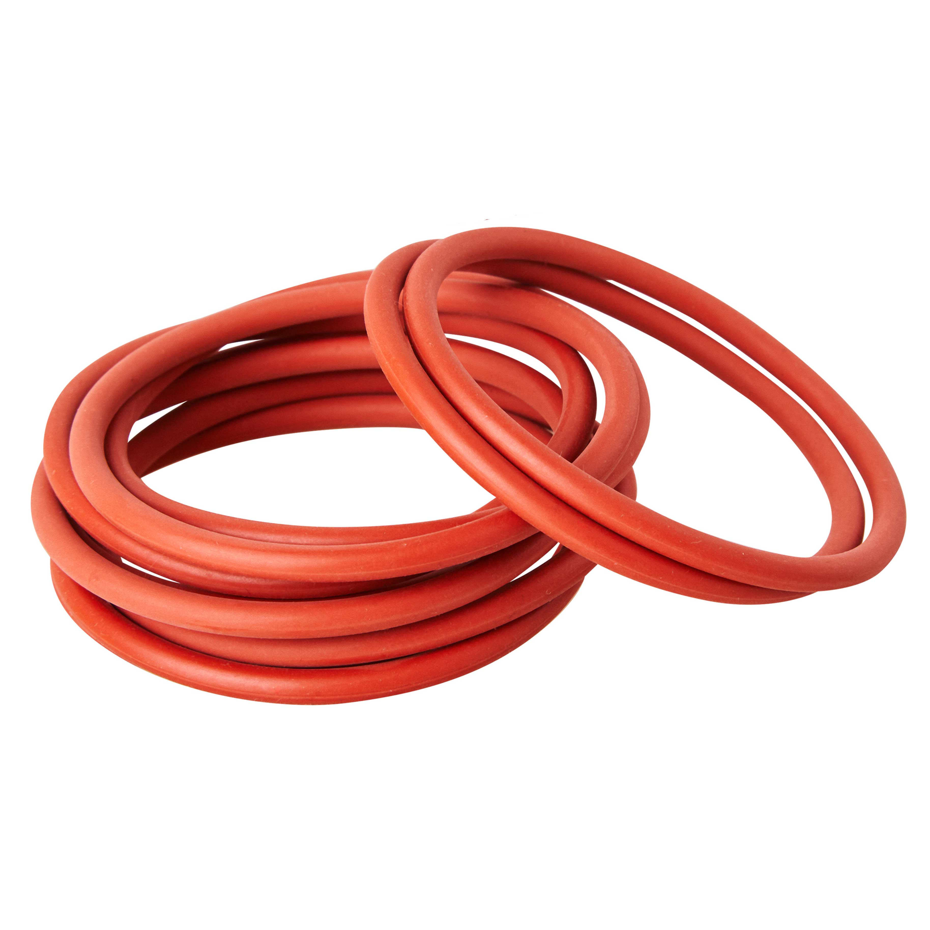 Silicone Rubber 55A Metric Seals O-Rings ID VMQ 18mm Inner Diameter