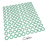 11mm x 2mm (15mm OD) FKM (Viton™) O-Rings - Totally Seals