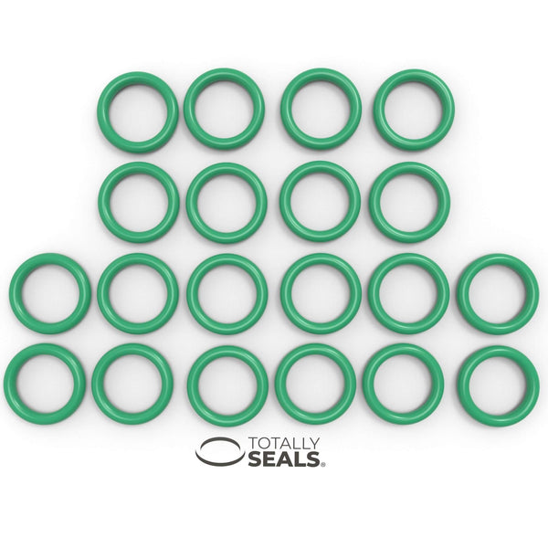 14mm x 2mm (18mm OD) FKM (Viton™) O-Rings - Totally Seals®
