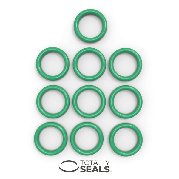 19mm x 2mm (23mm OD) FKM (Viton™) O-Rings - Totally Seals
