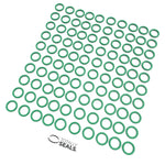 5mm x 2mm (9mm OD) FKM (Viton™) O-Rings - Totally Seals®