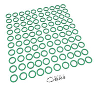 8mm x 2mm (12mm OD) FKM (Viton™) O-Rings - Totally Seals®