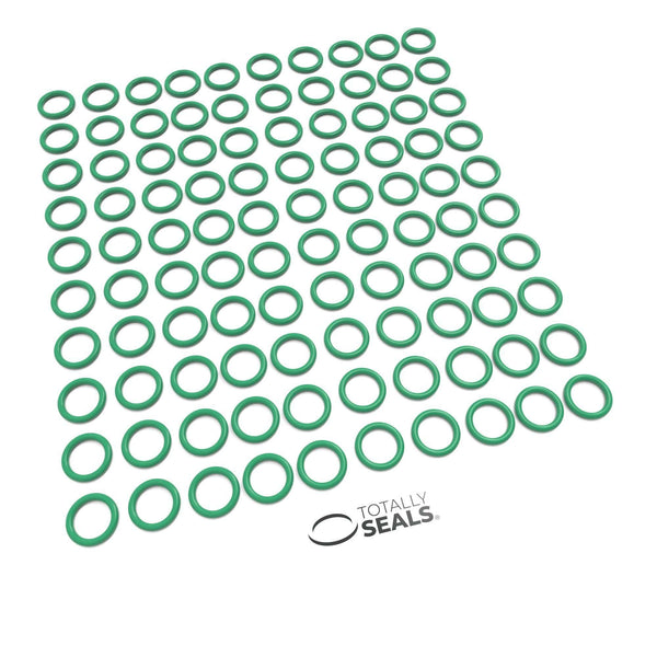 8mm x 2mm (12mm OD) FKM (Viton™) O-Rings - Totally Seals