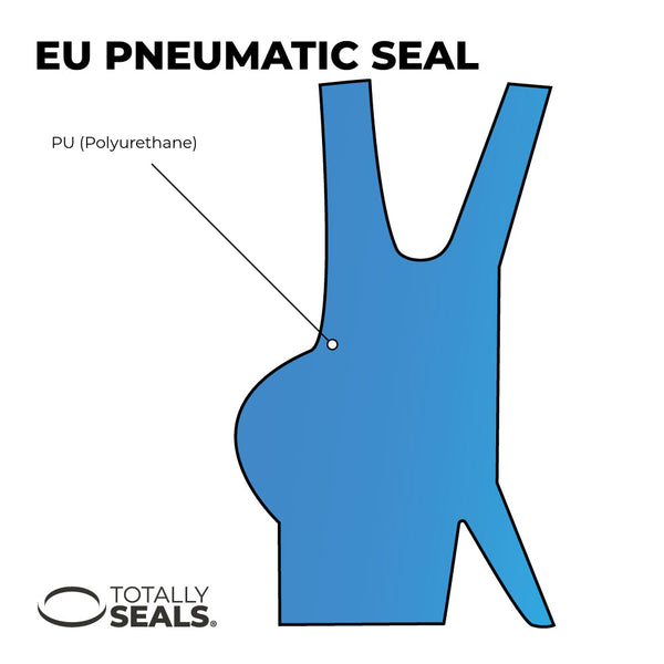 40mm x 50mm x 11.2mm - EU Pneumatic Seal - Totally Seals