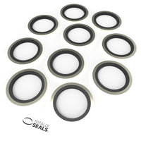 M10 Bonded Seals (Dowty Washers) - Totally Seals®