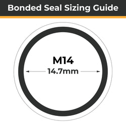 M14 Bonded Seals (Dowty Washers)