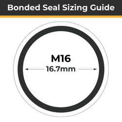 M16 Bonded Seals (Dowty Washers)