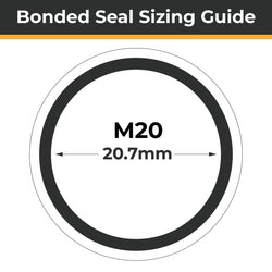 M20 Bonded Seals (Dowty Washers)