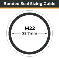 M22 Bonded Seals (Dowty Washers)