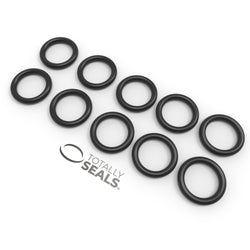 14mm x 1mm (16mm OD) Nitrile O-Rings