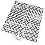 11mm x 3mm (17mm OD) Nitrile O-Rings - Totally Seals