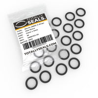 11mm x 2mm (15mm OD) Nitrile O-Rings - Totally Seals®