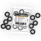 11mm x 4mm (19mm OD) Nitrile O-Rings