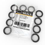 17mm x 3.5mm (24mm OD) Nitrile O-Rings - Totally Seals