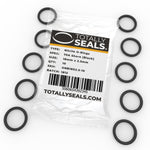 18mm x 2.5mm (23mm OD) Nitrile O-Rings - Totally Seals