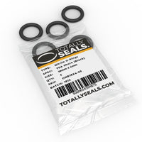 18mm x 4mm (26mm OD) Nitrile O-Rings - Totally Seals
