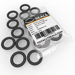 19mm x 5mm (29mm OD) Nitrile O-Rings