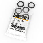 23mm x 4mm (31mm OD) Nitrile O-Rings - Totally Seals