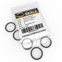 26mm x 2.5mm (31mm OD) Nitrile O-Rings