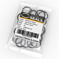 27mm x 4mm (35mm OD) Nitrile O-Rings - Totally Seals